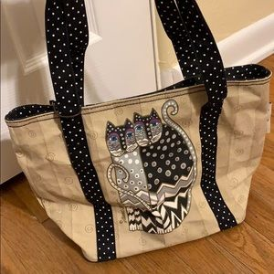 Janel Burch Bags - Janel Burch cat purse
